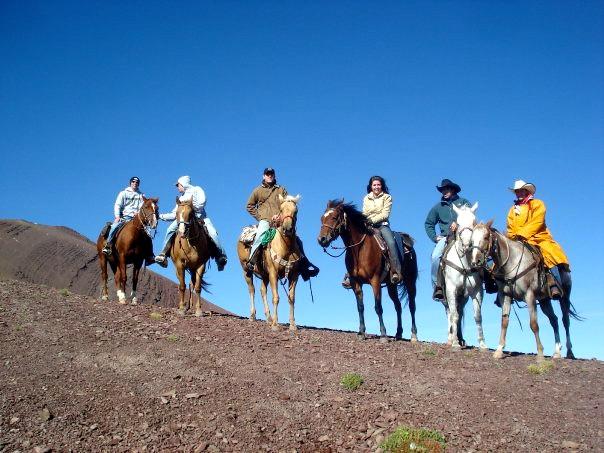 Horseback Camping Trips Waterton Glacier Park